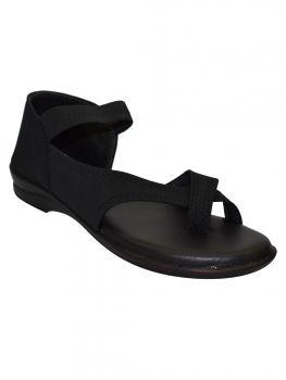 Freya Brown Color Synthetic Sandal Lb0809