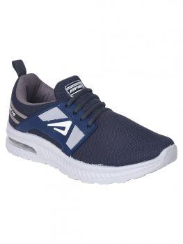Impakto Men's Sports Shoes - Grey-AS0078