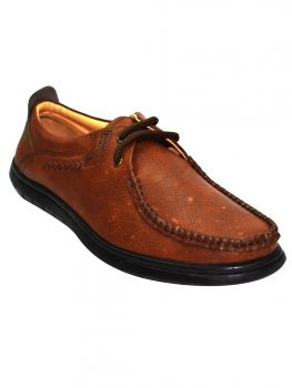 Imperio Tan Color Synthetic Shoe Laceup Db0451