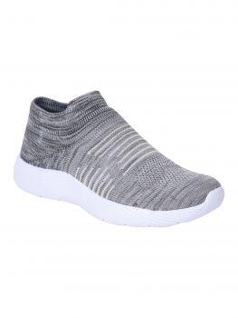 Impakto Men's Sports Shoes - Grey-AM0014