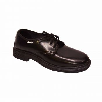 Ajanta Skolar Black Color Boys Formal Shoe-AB0001