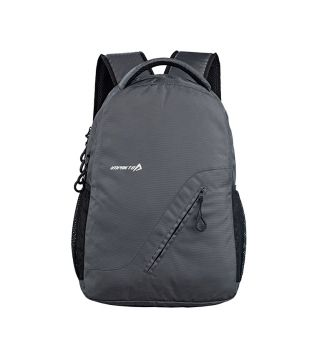 Impakto 18 Ltrs Grey Casual Backpack