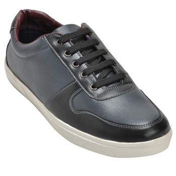 Impakto Men's Casual Shoes - Brown & Tan