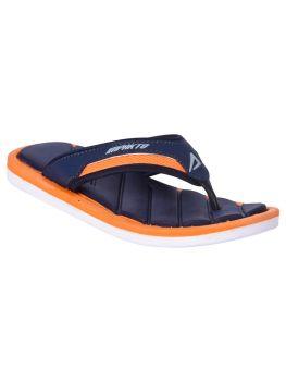 Impakto Limited Edition Men's Flip Flops - Blue - 9