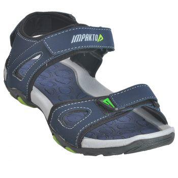 Impakto Men's Sports Sandals - Blue