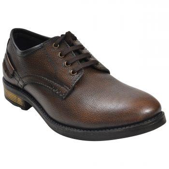 Impakto Men's Formal Shoes - Brown