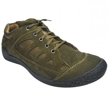 Ajanta Impakto Men's Outdoor Shoes - Green