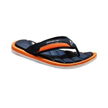 Impakto Limited Edition Men's Flip Flops - Orange