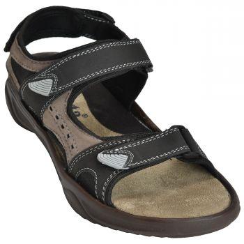 Ajanta Men's Sports Sandals - Green
