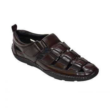 Imperio Casual Office Sandals - Brown
