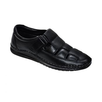 Imperio Casual Office Sandals - Black