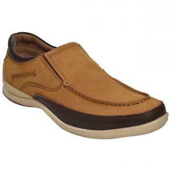 Imapkto Men's Casual Shoes - Brown