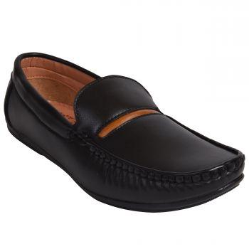 Ajanta Imperio Men's Casual Shoes - Black