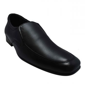 Ajanta Imperio Men's Formal Shoes - Black