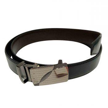 Ajanta Men's Formal Belt - Black