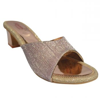 Ajanta Women's Sandals - Gold
