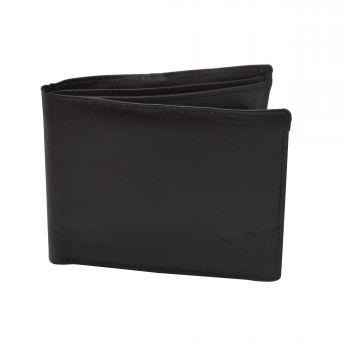 Ajanta Men's Wallet - Black