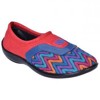 Ajanta Women's Casual Shoes - Pink