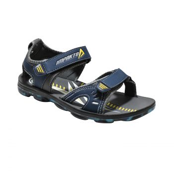 Impakto Men's Sports Sandals - Blue