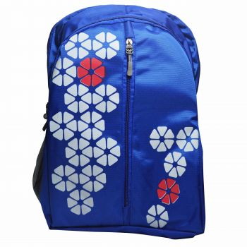 Ajanta School Bag - Blue