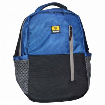 Ajanta School Bag - Blue