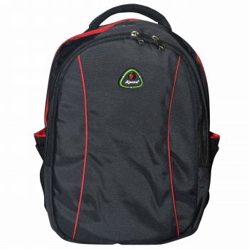Ajanta School Bag - Black