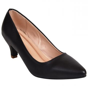 Ajanta Freya Women's Salwar Sandals - Black