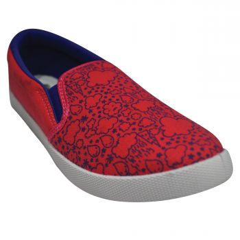 Ajanta Women's Casuals - Red