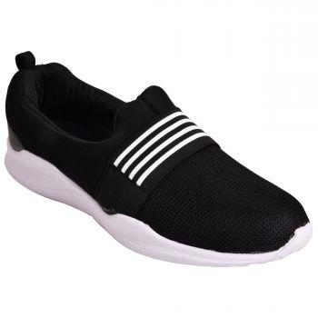 Ajanta Impakto Men's Sneakers - Black