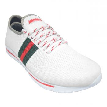Impakto Men's Sports Shoes - White