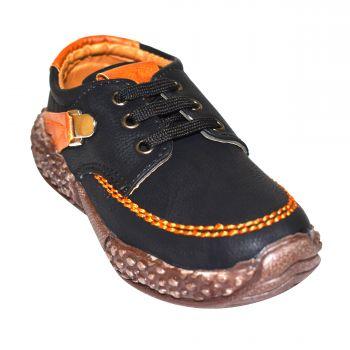 Ajanta Kid's Shoes - Black