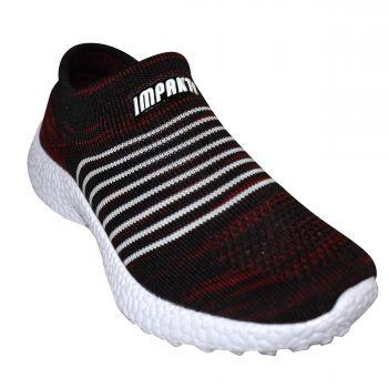 Impakto Kid's Sports Shoes - Maroon