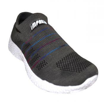Impakto Kid's Sports Shoes - Grey