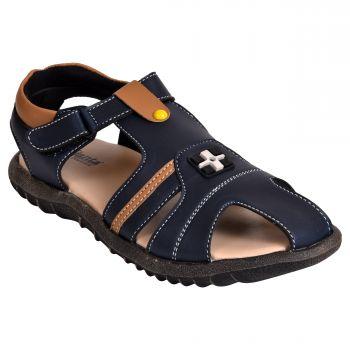 Ajanta Kid's Sports Sandals - Blue